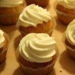 Cupcakes vanille au thermomix
